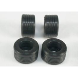"NeumáticoGoma20x12mm.F-1Slick""P4"""