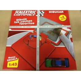 Dibucar Scalextric Compact