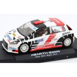 Coche Fiat Punto S2000 Rally NSR