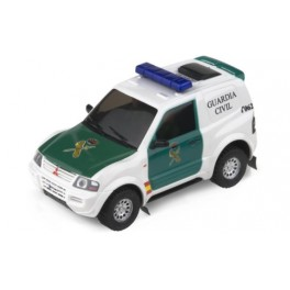 Coche Mitsubishi Pajero Guardia Civil