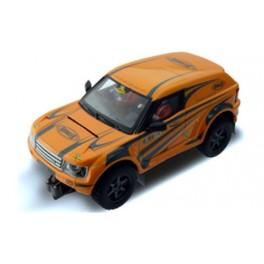 Bowler Nemesis Test Car Ninco