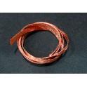 Rollo de trencilla cobre 50cm