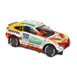 Mitsubishi Lancer Racing Raid - Dakar 2009 - Peterhansel