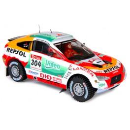 Mitsubishi Lancer Racing Raid - Dakar 2009 - Roma
