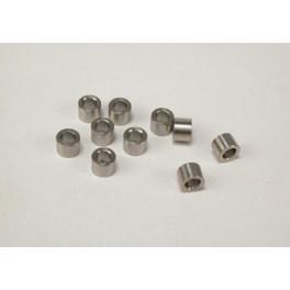 Separadores eje 3/32 grueso 3 mm