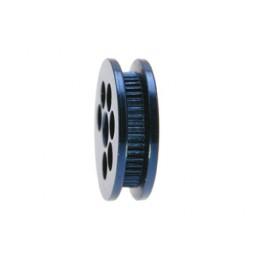 Poleaaluminiomecanizado8mmp/eje 2,38mm