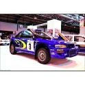 Subaru wrc rally safari 2000