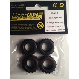 Neumático Raid Traction Plus 25x10