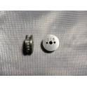 Polea aluminio 16 dientes
