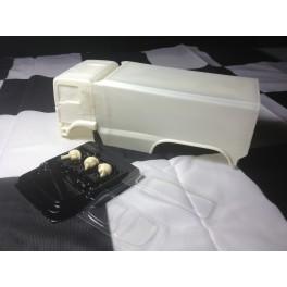 Carroceria Raid camión Man 3 ejes
