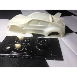 Carroceria BMW X-6 Raid de resina