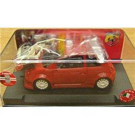 ABARTH 500 Assetto Corse kit Rojo