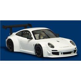 Porsche 997 RSR body white kit                                       AW King EVO3 21K