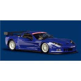 Corvette C6R TEST CAR BLUE  Limited Edition             AW King EVO3 21K