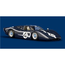 "Ford MK IV  Le Mans 1967  #4 blue ""start"" covered lights   SW Shark 20K"