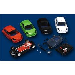 RENAULT CLIO RALLY  BLACK body kit TRIANGOLAR AW King EVO3 21K