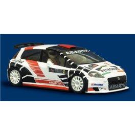 Abarth S2000 Rally 1000 Miglia 2010  n.3 Rossetti    TRIA      IL   King Evo3 21K
