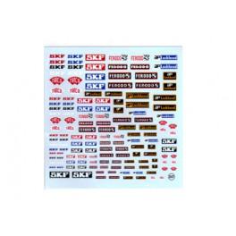 Calca Virages logos varios 1/32