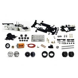 Coche Sauber-Mercedes en kit