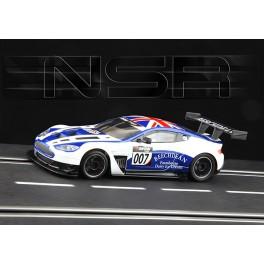 Coche Aston Martin GT3 British