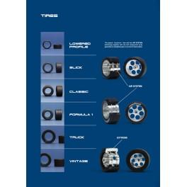 Neumáticos p/camión 26x14 ultragrip