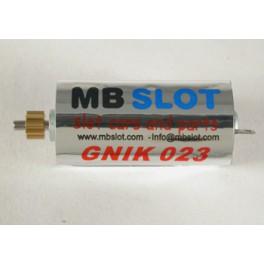 Motor GNIK 23000rpm 270 gr/cm 12V