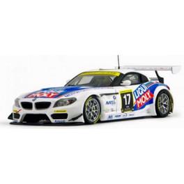 BMW Z4 GT3 24h Dubai 2011