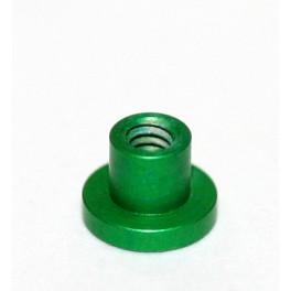 Limitador H chasis 1/24 2,5mm verde