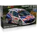 Maqueta Peugeot 207 S2000 IRC 1/24