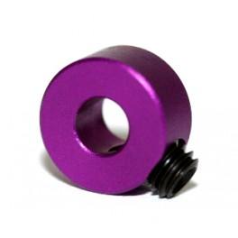 Centrador para eje de 3 mm.