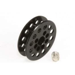 Polea 12 dientes para ejes de 2,38 mm
