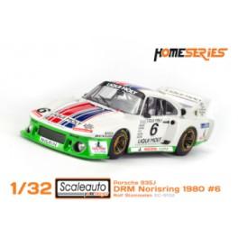 Coche Porsche 935 nº 6 Norisring