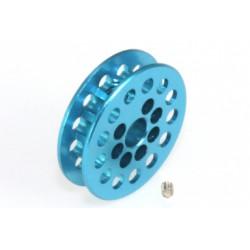 Polea 11 dientes para ejes de 3 mm