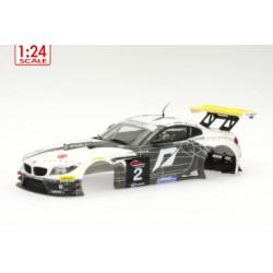 Carrocería Jaguar XKR Le Mans