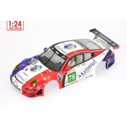 Carrocería Porsche 911 GT3 RSR 1/24