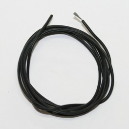 Cable eléctrico de silicona 1,2 mm.