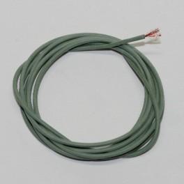 Cable eléctrico de silicona libre de oxígeno 1,5 mm.