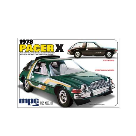 Maqueta AMC Pacer X Car 1978 1/25