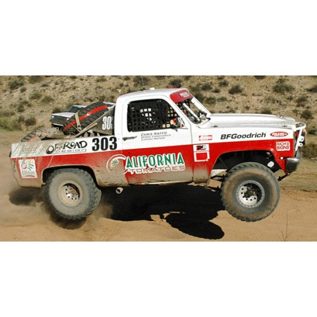 Maqueta Chevy Blazer Truck 1/25