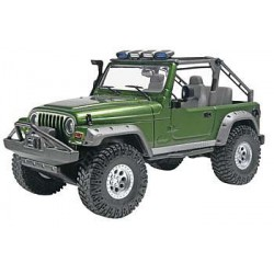 Maqueta Jeep Rubicon 2003 1/25