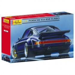 Maqueta Porsche 934 RSR 1/24