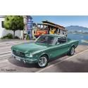 Maqueta Ford Mustang 1966 1/25