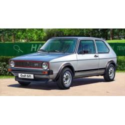 Maqueta VW Golf 1 GTI 1/24