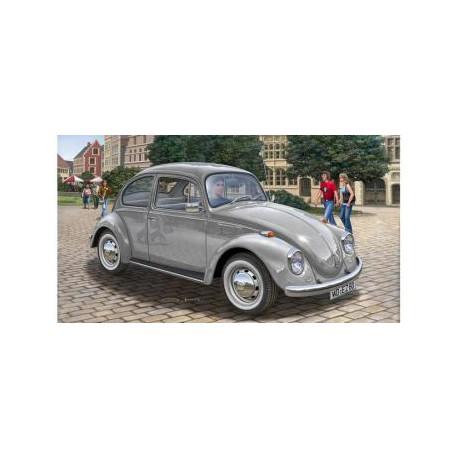 Maqueta Volkswagen Beatle 1500 1:24