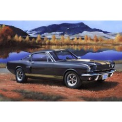 Maqueta Ford Shelby Mustang GT 350 H 1:24