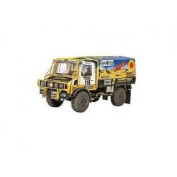 Maqueta camión Unimog U1300L 1:24