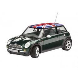 Maqueta Mini Cooper 1:24