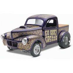 Maqueta Willys Pickup 1:25