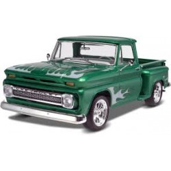 Maqueta Chevy Stepside 1965 1:25