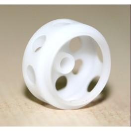 Llanta Universal plástico especial 16,0 x 9 mm. (x2)